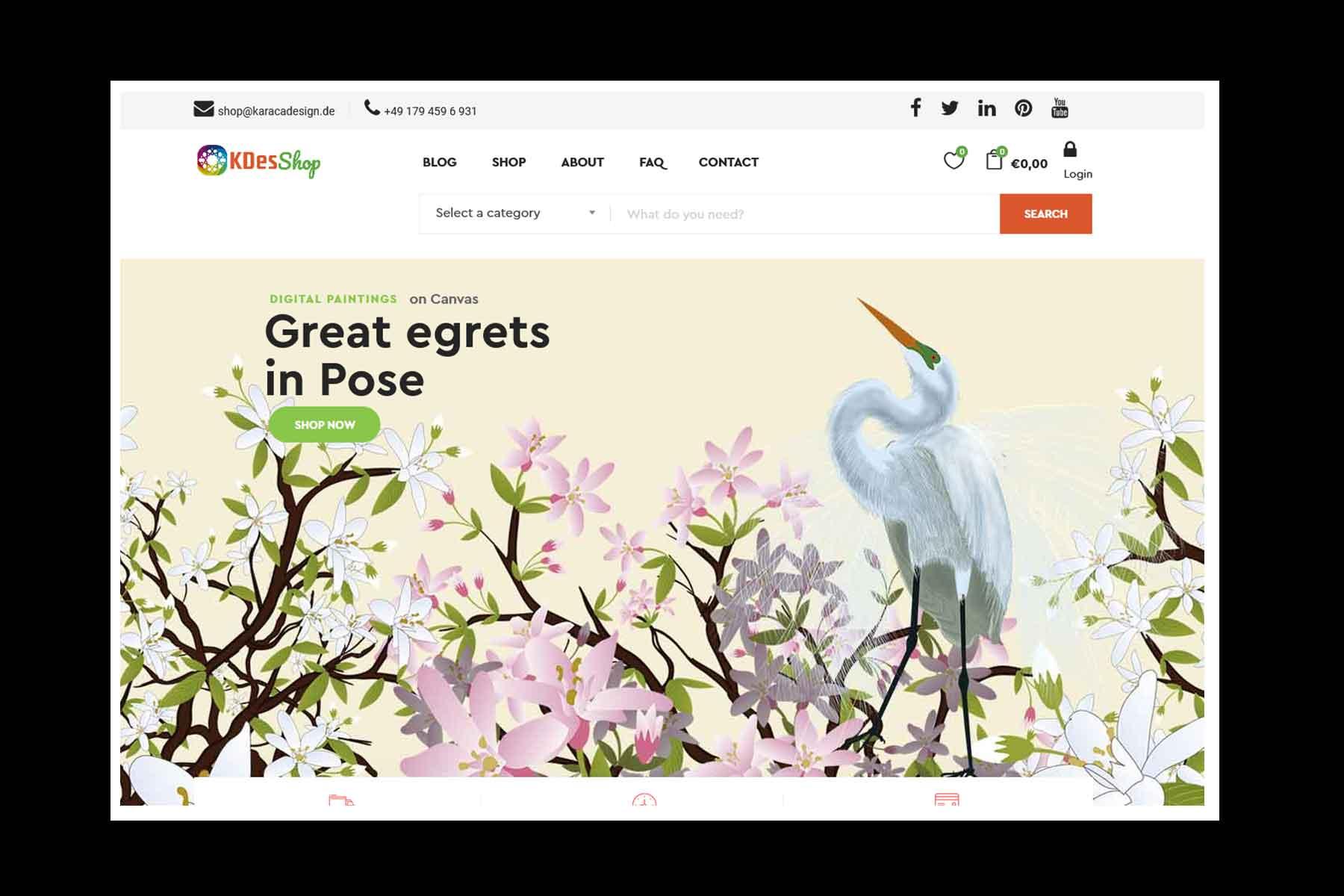 KDes Online Shop